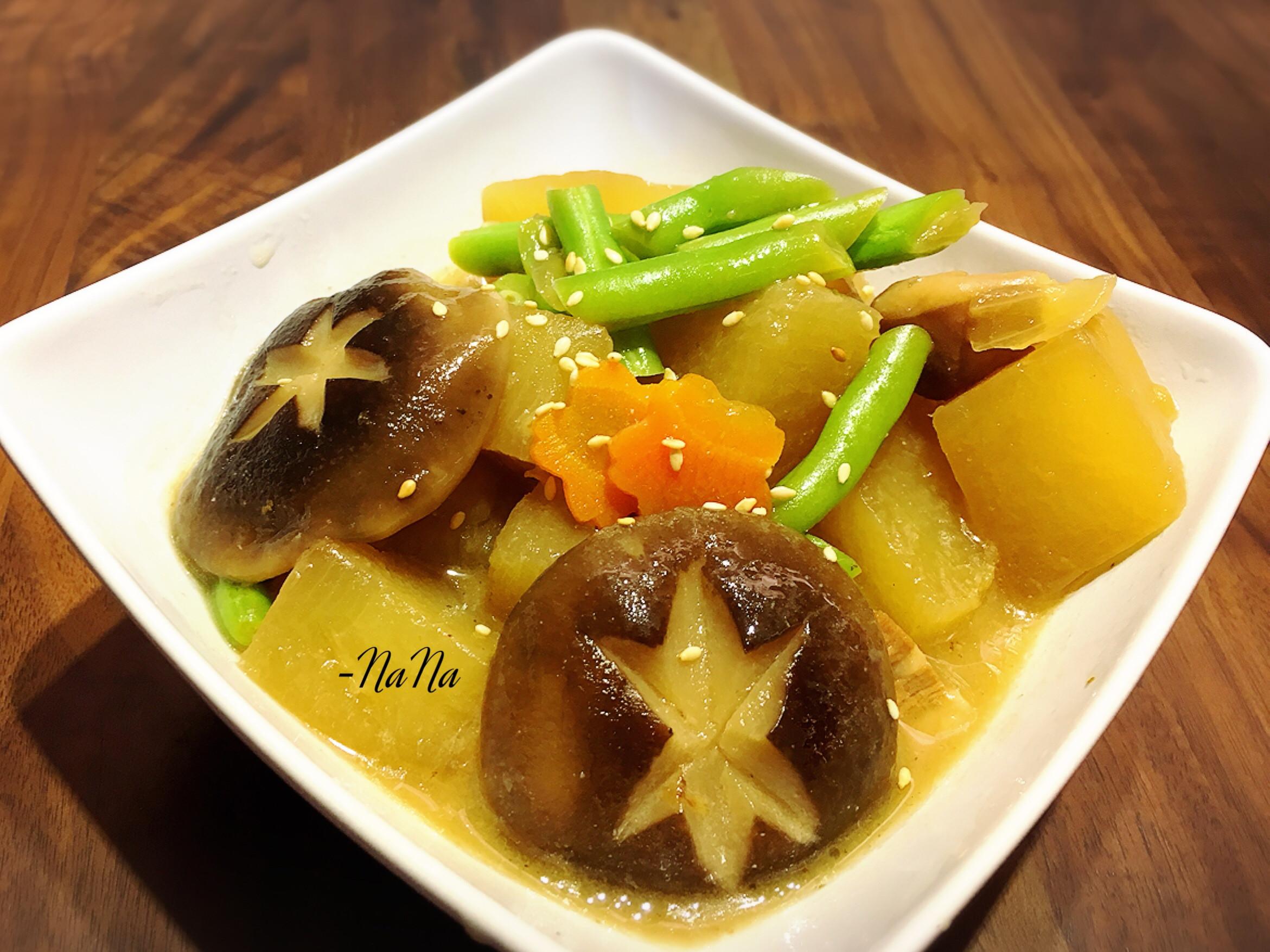 味噌豬肉煮(甜甜鹹鹹好下飯🍚)