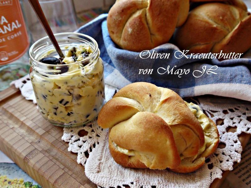 橄欖香草奶油麵包抺醬