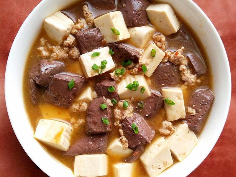 熊貓麻婆豆腐♥