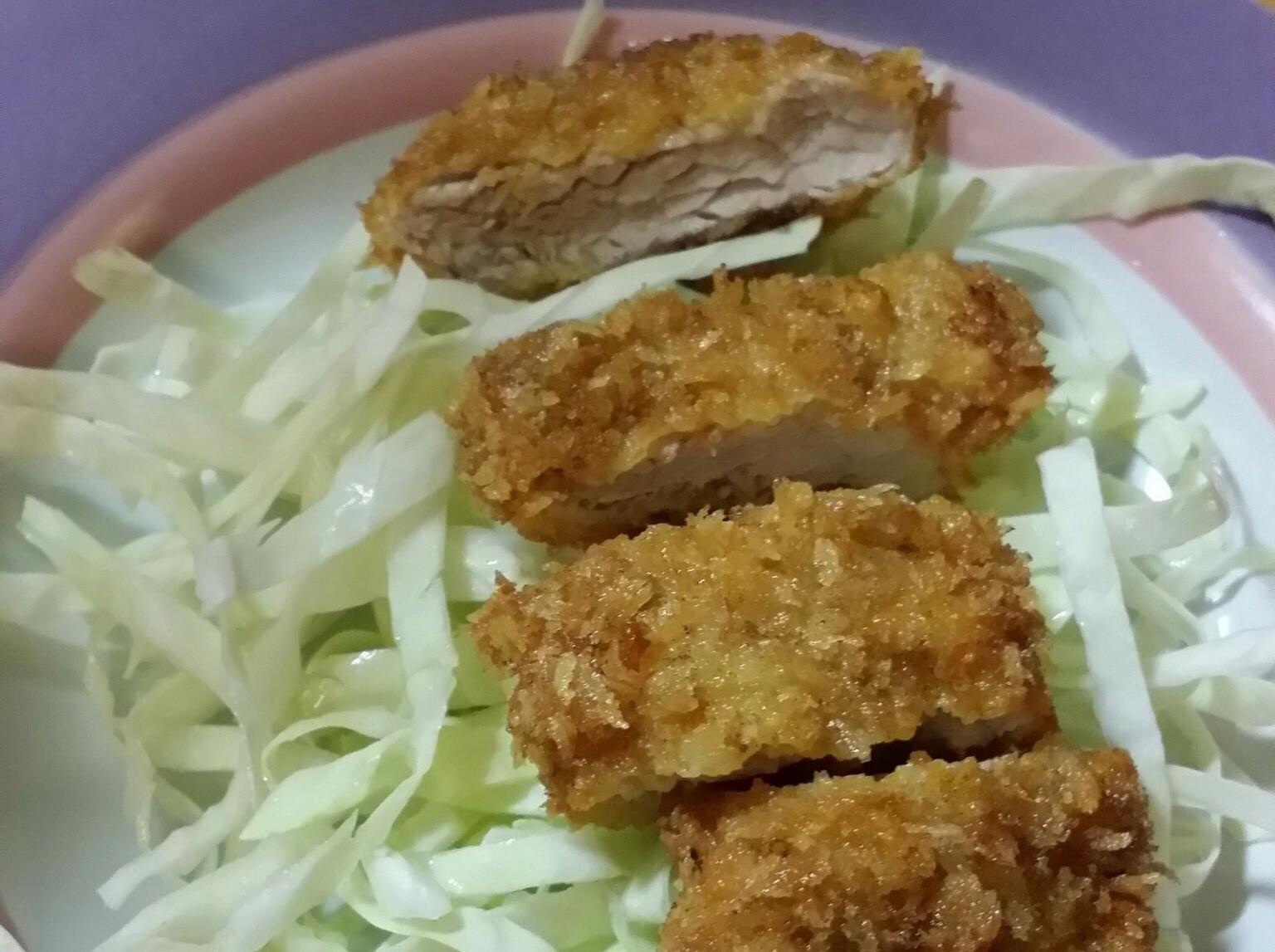 日式頂級炸豬排(腰內肉)
