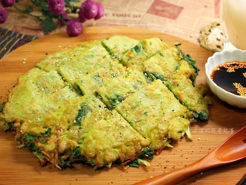 韓式蔬菜煎餅