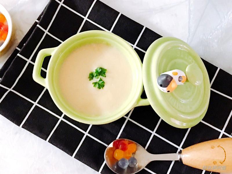 【聖誕料理系列-2】珍珠玉米濃湯