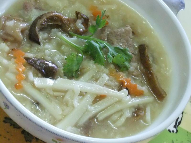 「康寶鮮味炒手鰹魚風味」鮮筍胚芽糙米粥