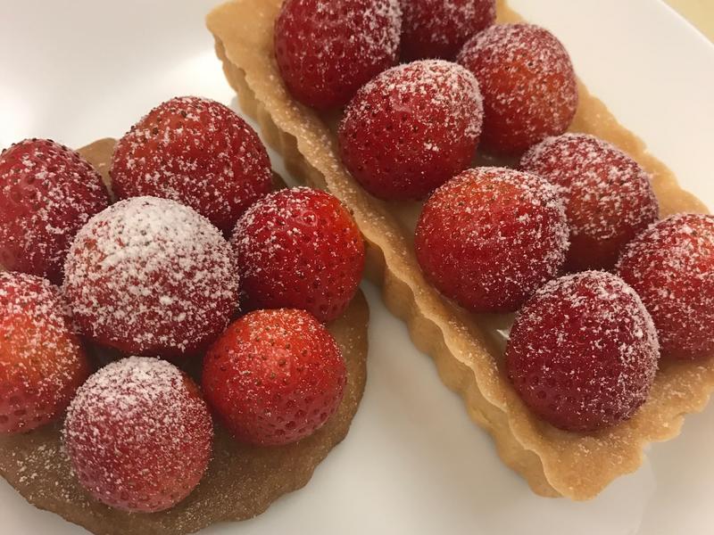 超新手👌🏻傻瓜草莓塔🍓🍓