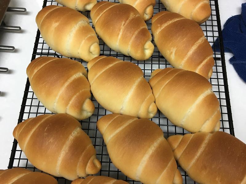 鹽奶油麵包🥐🥐