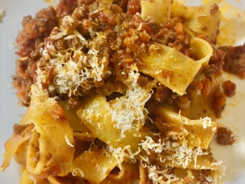 Bolognese 波隆那肉醬麵