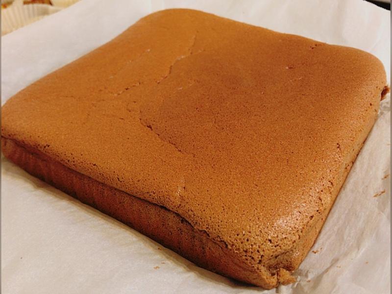 咖啡枕頭蛋糕🍰