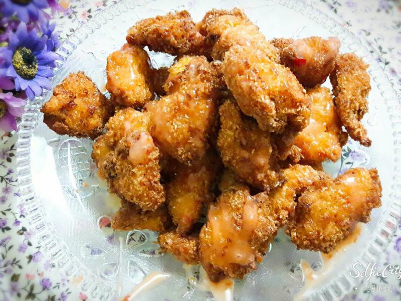 炸雞塊~bangbang chicken