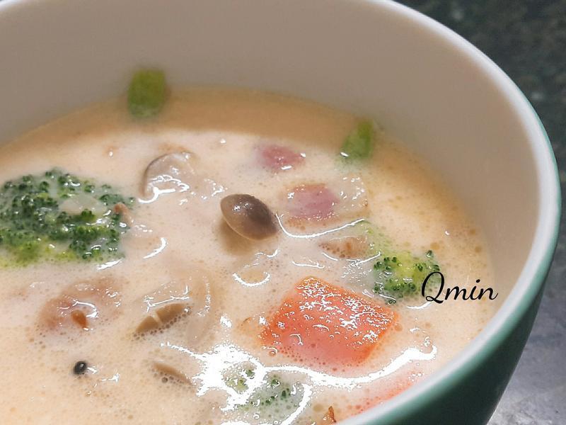 🍄奶油菇菇蔬菜濃湯🍄