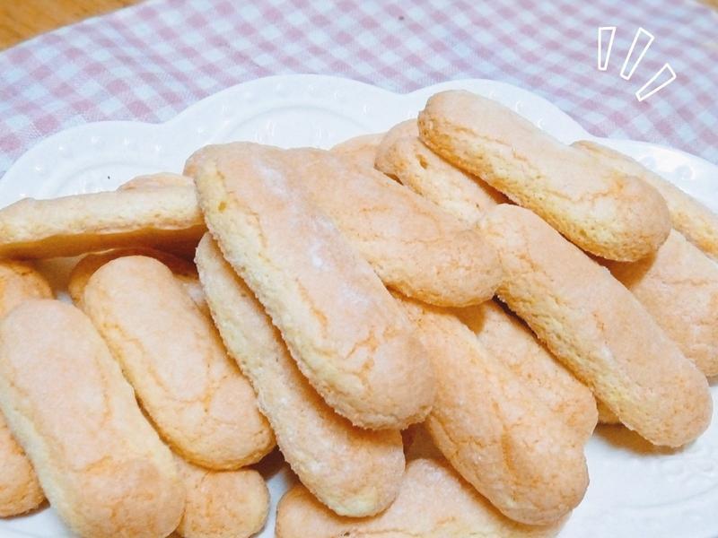 手指餅乾零失敗-分蛋式做法
