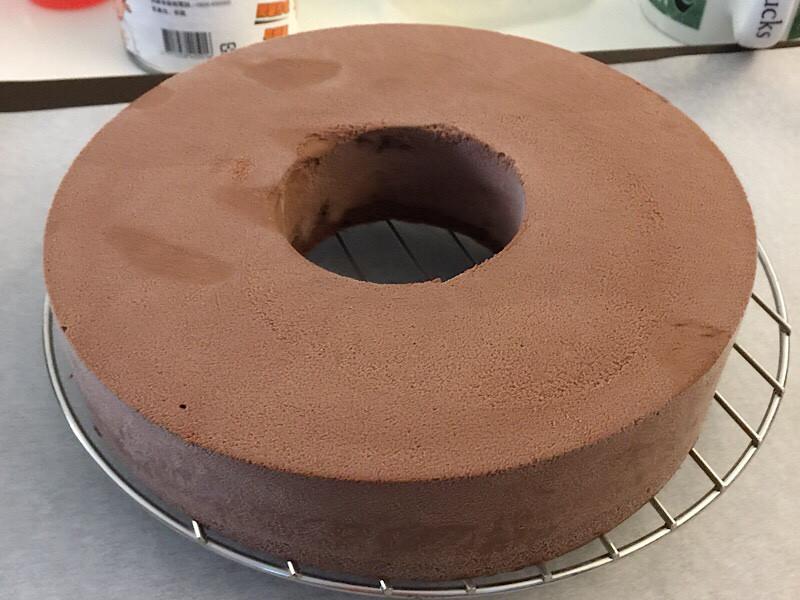 可可粉巧克力慕斯