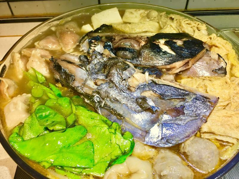 沒有砂鍋的砂鍋魚頭《不油膩版》