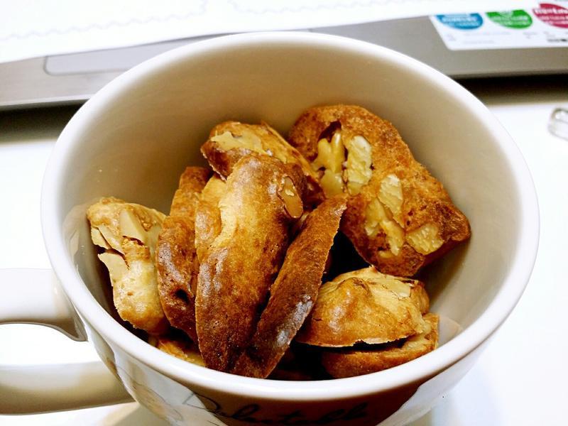 核桃奶油餅
