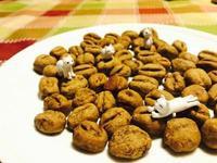 少油糖の特濃咖啡豆餅乾