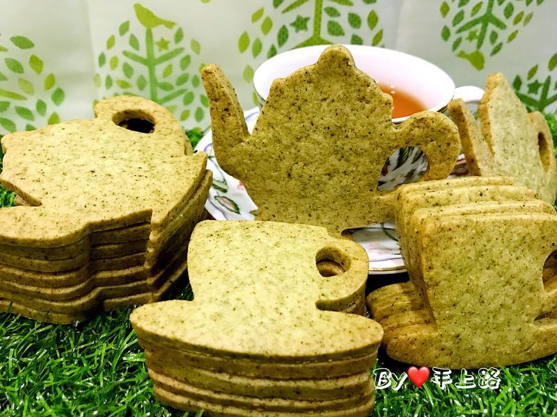 茉莉花茶香酥餅