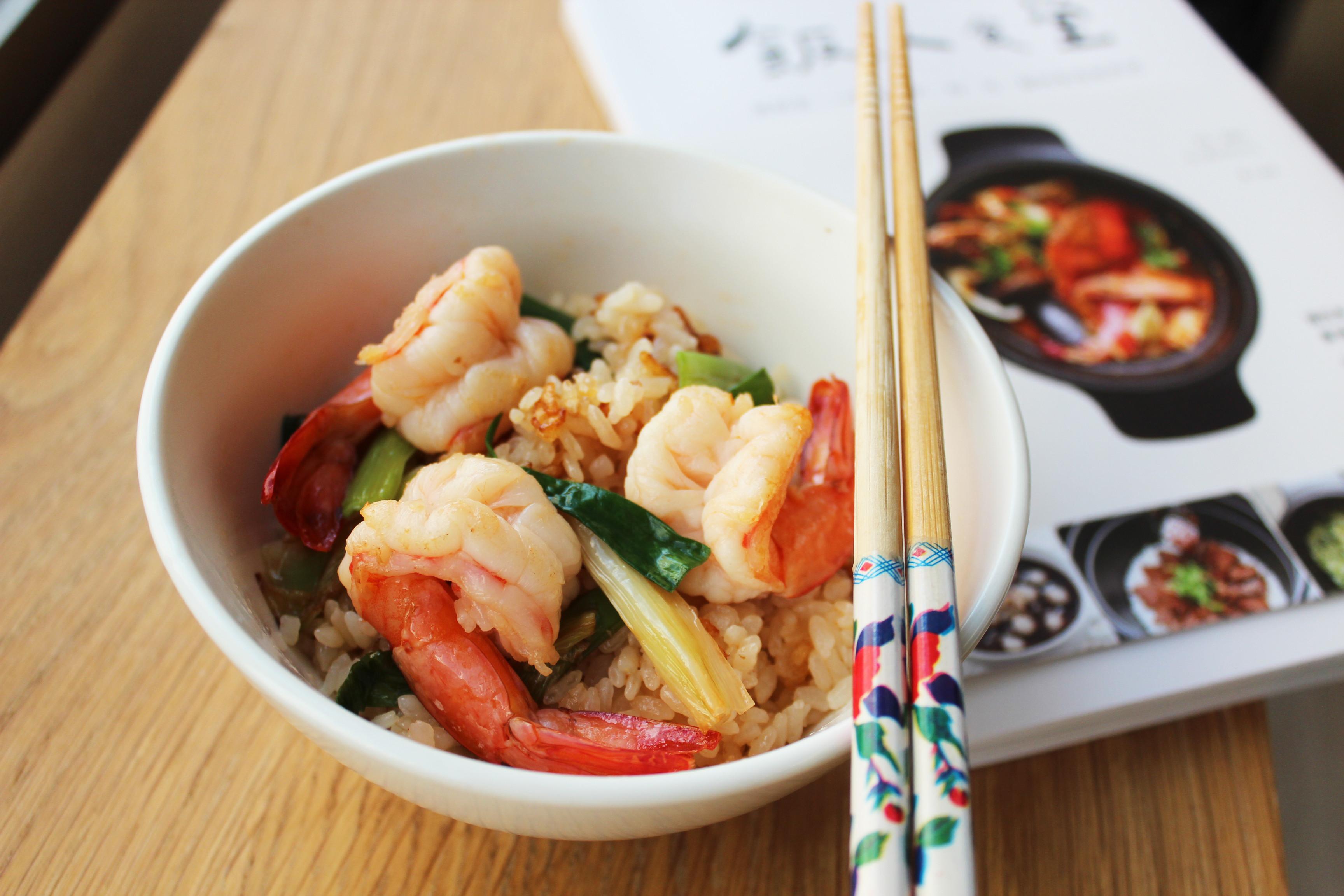 臺南蝦仁飯