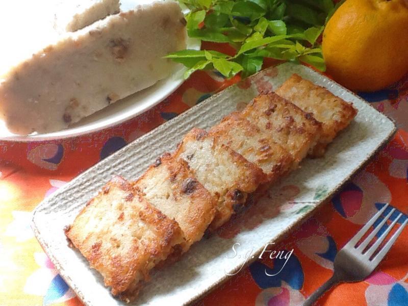 蘿蔔糕(電鍋版)