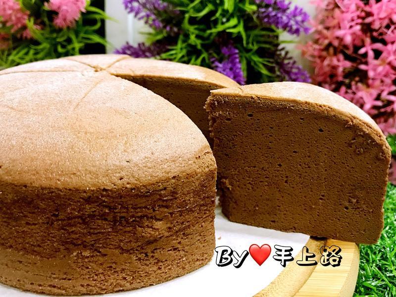 可可輕乳酪蛋糕(6吋、無奶油)
