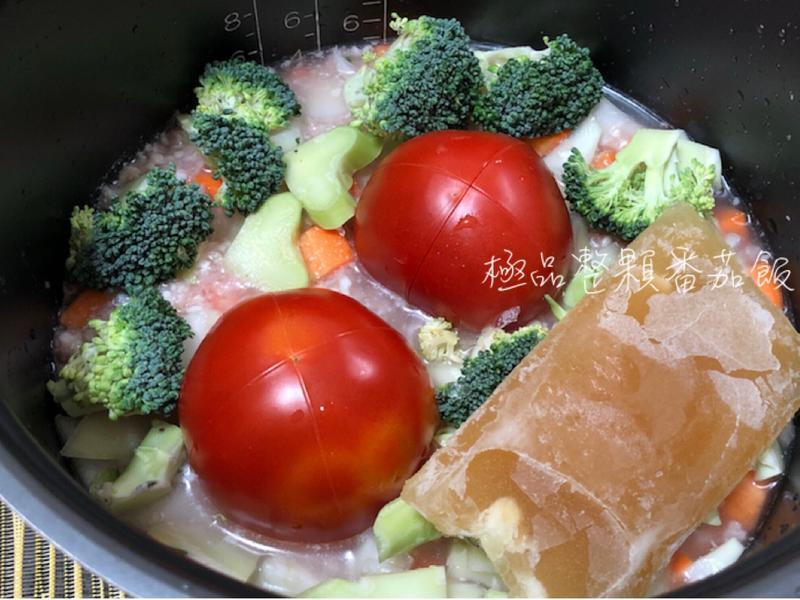 極品整顆番茄飯🍅【不一樣家常菜】
