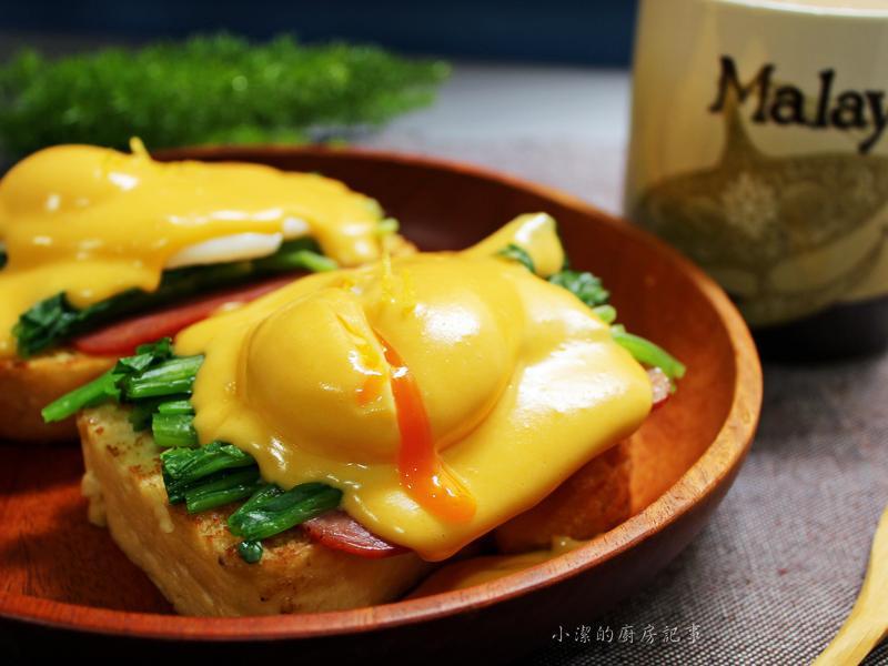 班尼迪克蛋【美式早午餐】
