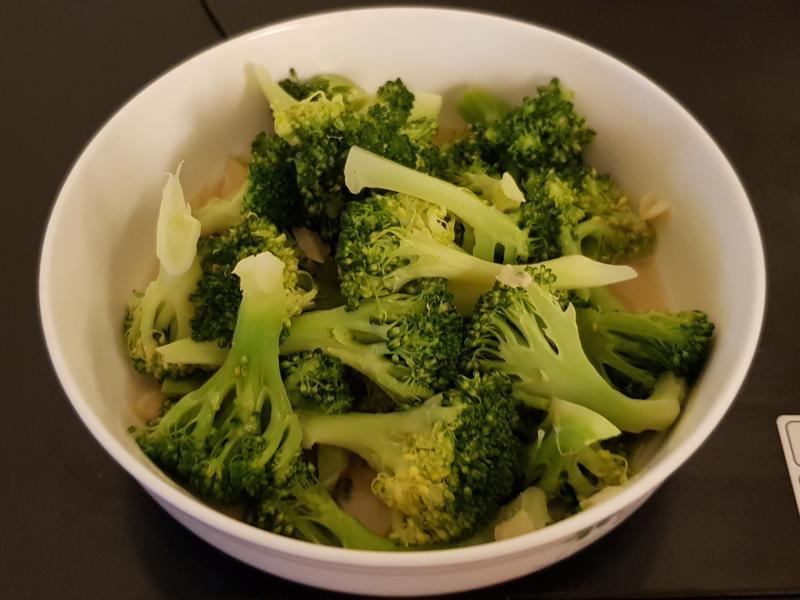 蒜香綠花菜