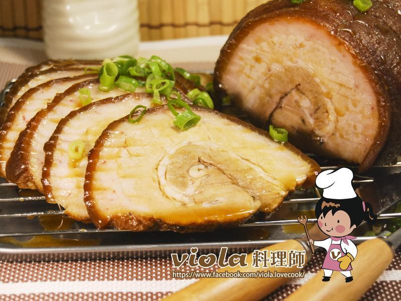 好大捲叉燒肉(日本拉麵配料)