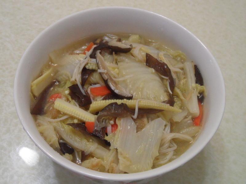 山東白菜滷