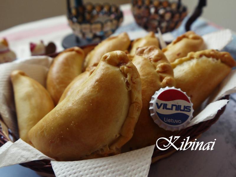 立陶宛 肉派《Kibinai》