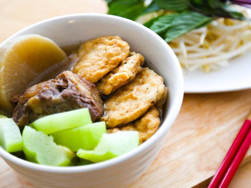 [Serena上菜]道地的越南牛肉粉