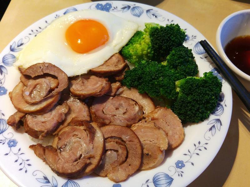 日式叉燒肉 / 叉燒飯