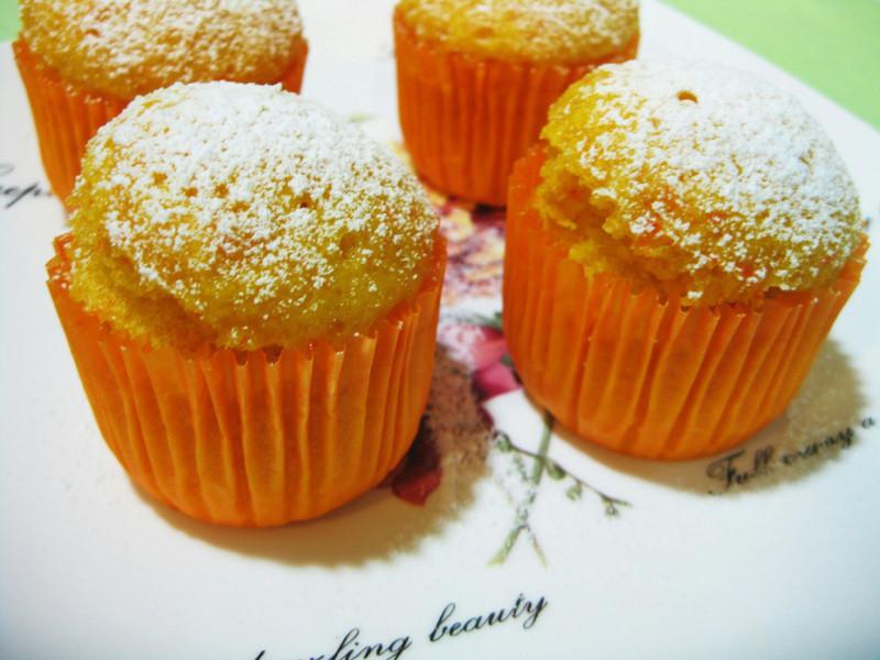 「金采耶誕」好吃又簡單的蒸蛋糕