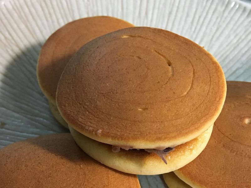 銅鑼燒(無泡打粉)-餅皮