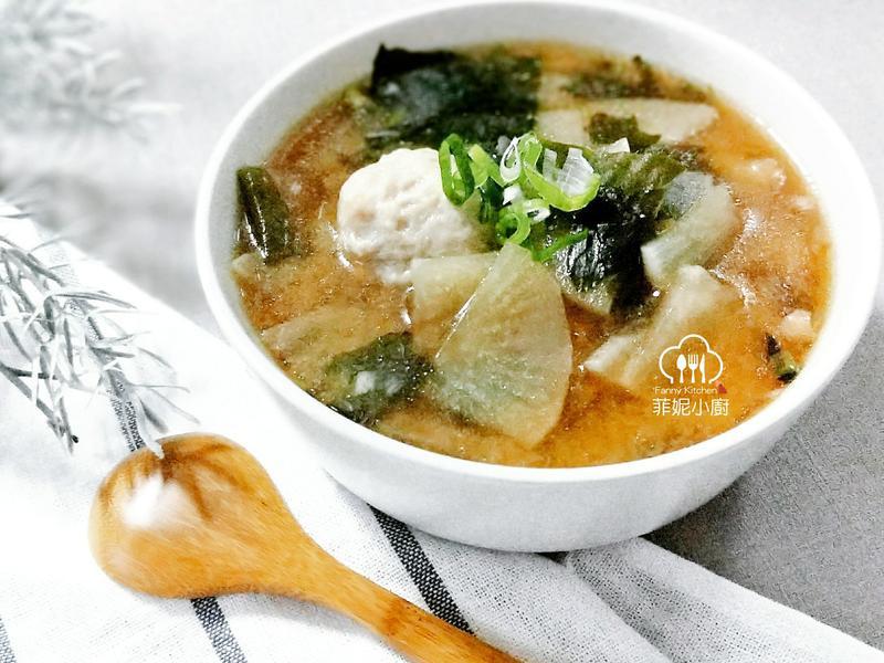 味噌蘿蔔湯