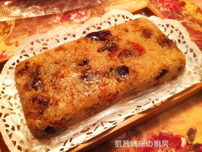 桂圓紅棗米糕🎶