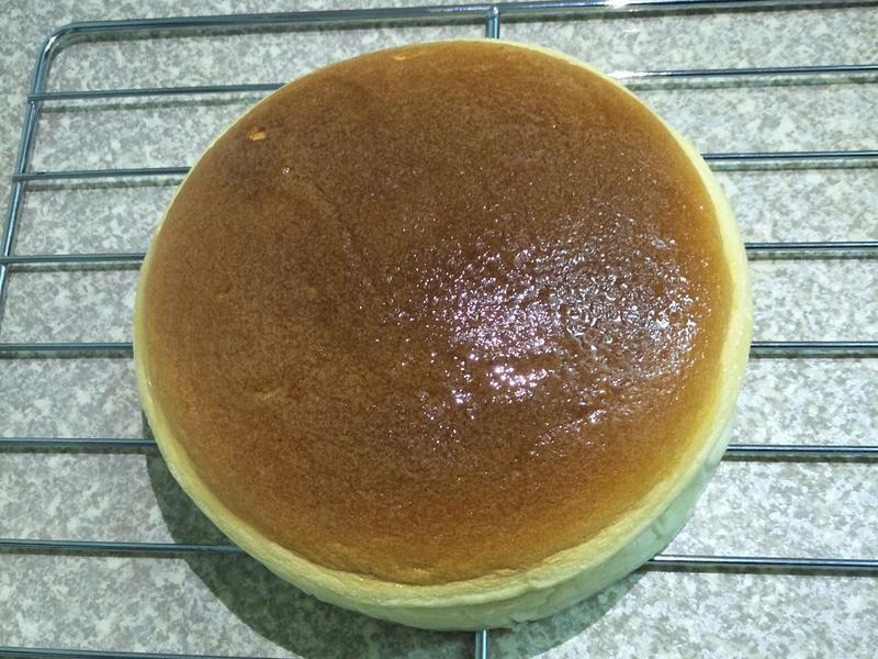 輕乳酪蛋糕(新手適用)