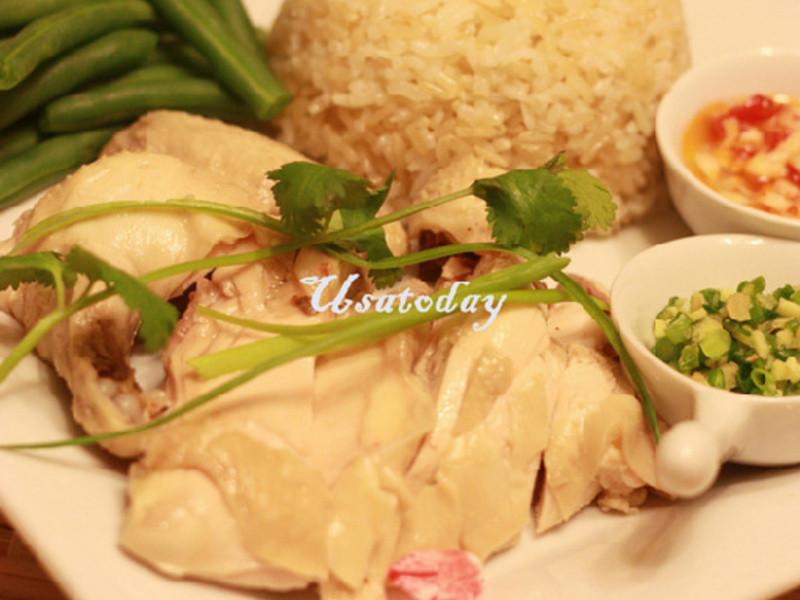 有心人就是食神-海南雞飯 Hainanese Chicken