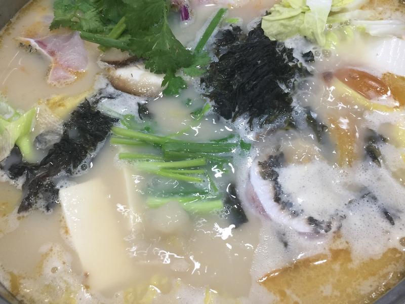 潮州鱼头炉