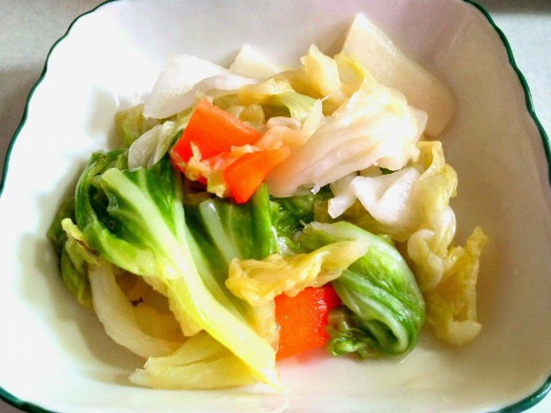 清爽脆口~台式泡菜