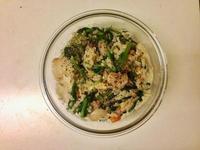 奶香波菜燉飯