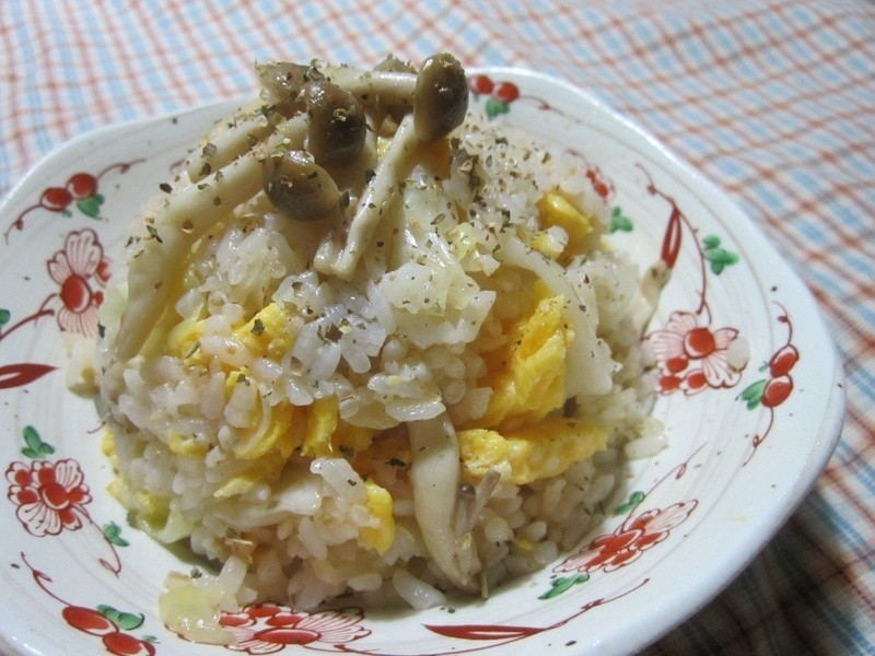 「好菇道菇idea」菇菇蛋飯