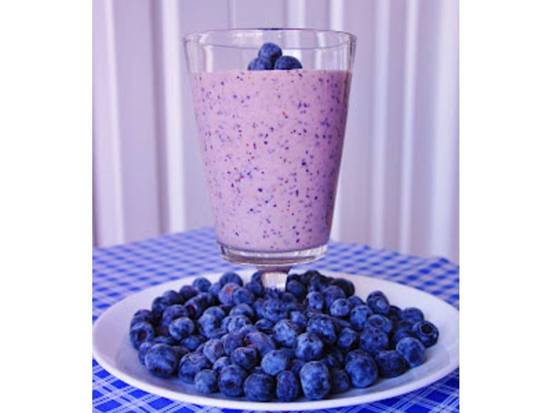 活力淨果飲- 藍莓優酪乳奶昔