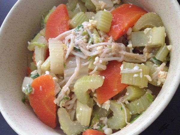 OL便當菜-清腸排毒茄汁西芹