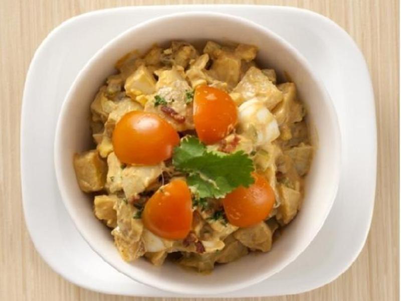 馬鈴薯咖哩沙拉