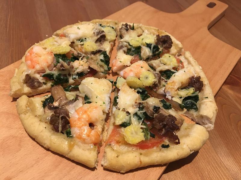 【寶寶食譜】總匯Pizza