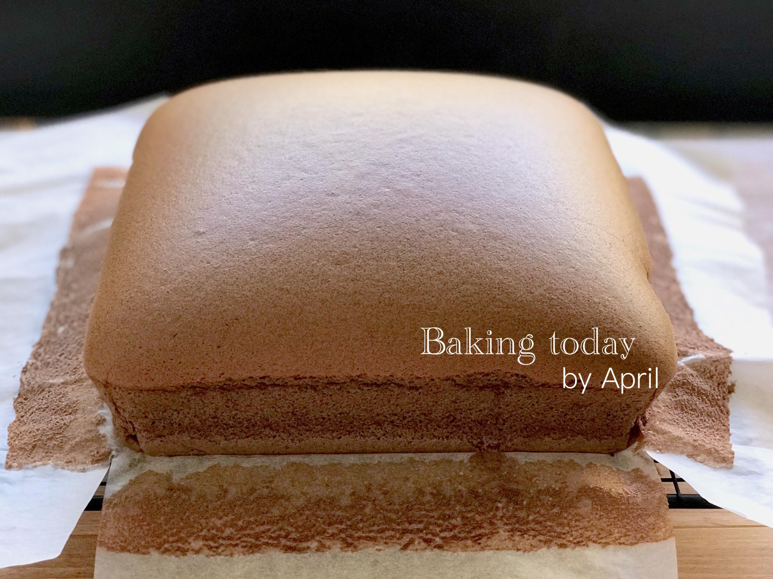 可可古早味蛋糕