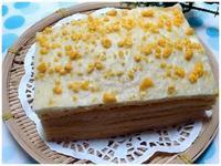 蛋黃千層糕