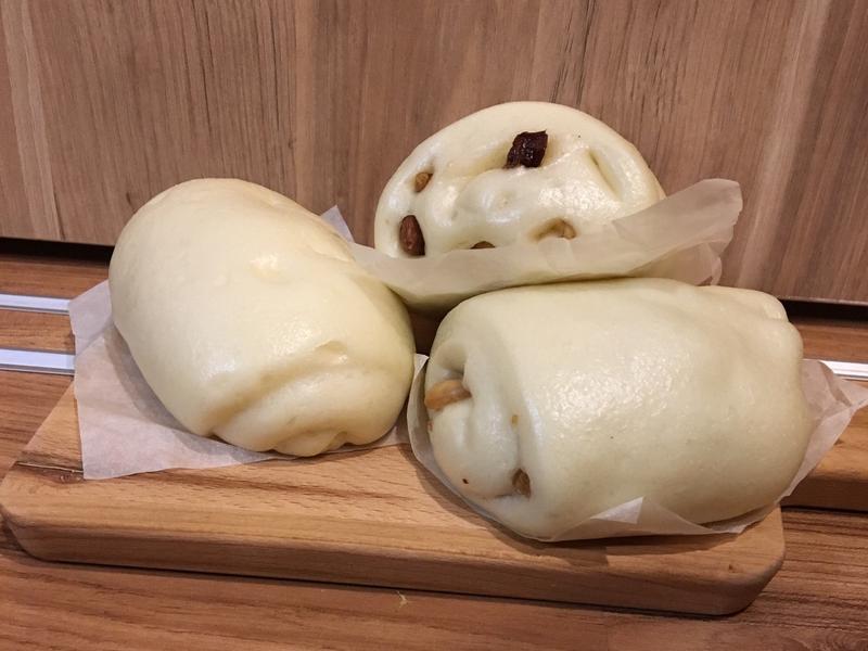 綜合堅果葡萄乾饅頭🍪🍪
