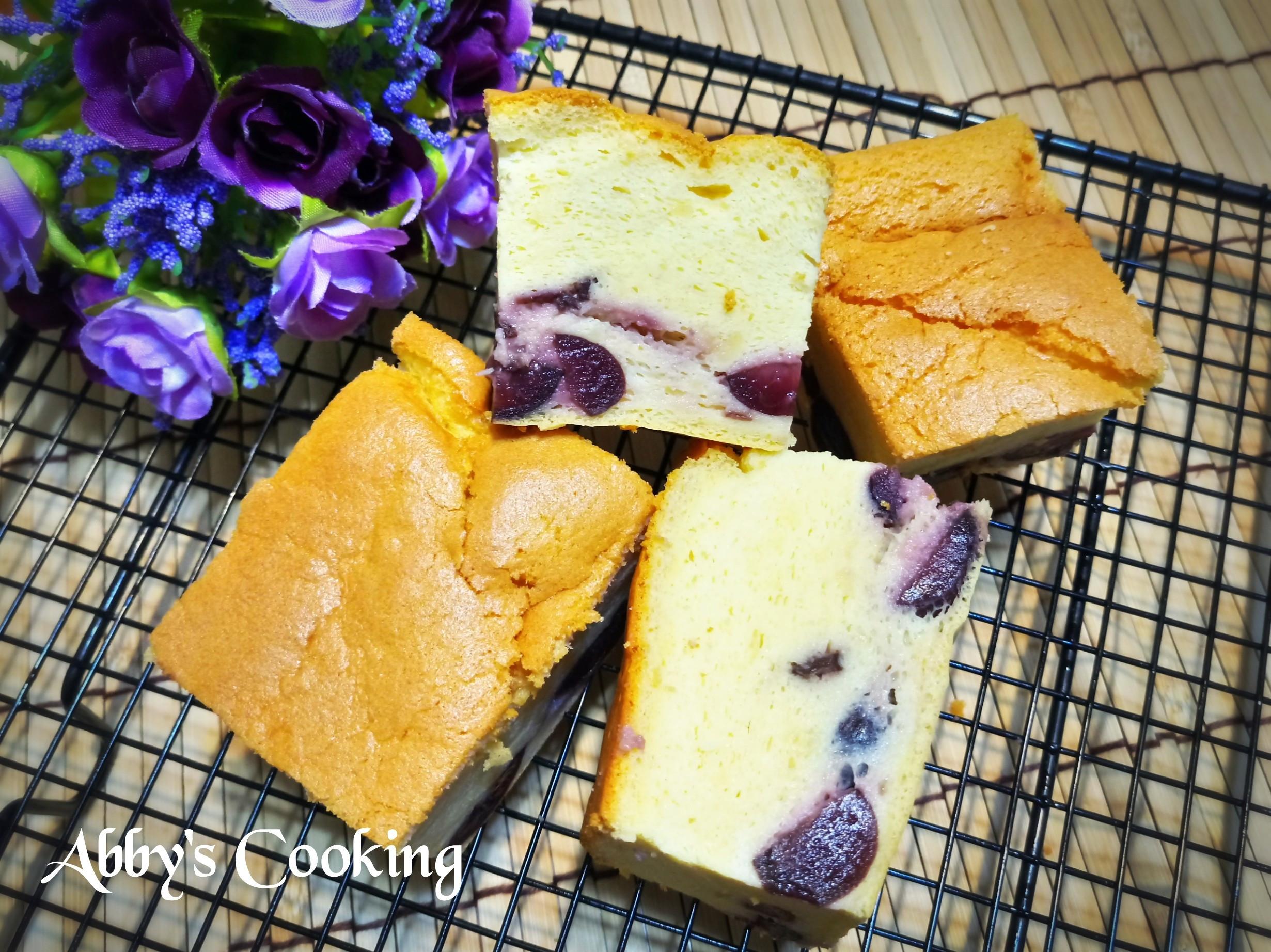 櫻桃舒芙蕾乳酪蛋糕
