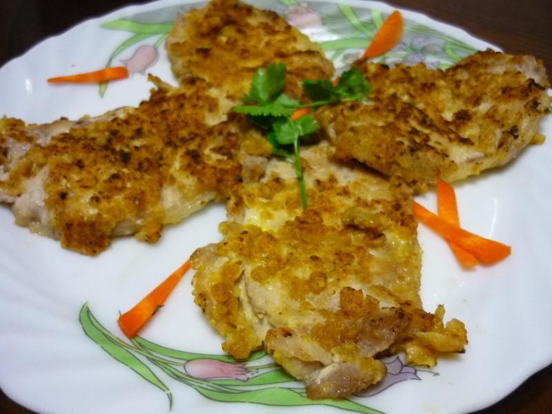 五花米菓肉片