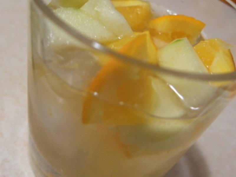 White sangria 白水果調酒